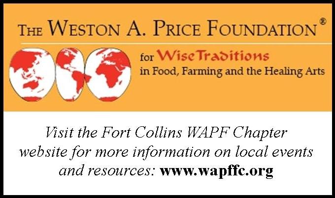 WAPF Fort Collins Chapter website